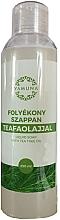 "Parfüm, Parfüméria, kozmetikum Folyékony szappan ""Teafaolaj"" - Yamuna Liquid Soap With Tea Tree Oil"