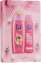 Parfüm, Parfüméria, kozmetikum Szett - Fa Pink Passion (sh/gel/250ml + deo/spray/150ml)
