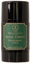 Parfüm, Parfüméria, kozmetikum Taylor of Old Bond Street Royal Forest - Izzadásgátló stick
