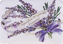 """Parfüm, Parfüméria, kozmetikum Szappan """"Levendula"""" - Saponificio Artigianale Fiorentino Lavender"""