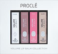 Parfüm, Parfüméria, kozmetikum Ajaknövelő balzsam készlet - Procle Volume Lip Balm (lip/balm/3.5g x 4)