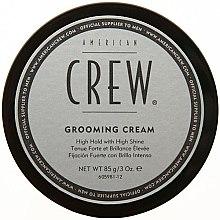 Parfüm, Parfüméria, kozmetikum Hajformázó krém, erős fixálás - American Crew Classic Grooming Cream