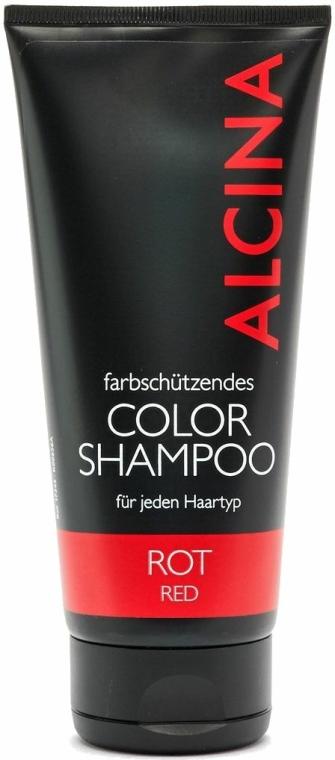 Hajszínező sampon - Alcina Hair Care Color Shampoo