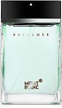 Parfüm, Parfüméria, kozmetikum Montblanc Presence - Eau De Toilette (teszter kupakkal)