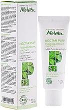 Parfüm, Parfüméria, kozmetikum Mattító fluid - Melvita Nectar Pur Fluide Hydratant Matifiant