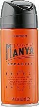 Parfüm, Parfüméria, kozmetikum Hajlakk erős fixálás, mangó illattal - Kemon Hair Manya Dreamfix