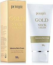 Parfüm, Parfüméria, kozmetikum Nyak- és dekoltázskrém arannyal - Petitfee & Koelf Gold Neck Cream