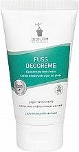 Parfüm, Parfüméria, kozmetikum Dezodoráló lábkrém - Bioturm Deodorant Cream for Feet Nr.80