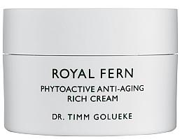 Parfüm, Parfüméria, kozmetikum Hatékony öregedésgátló krém a tökéletes arcszínért - Royal Fern Phytoactive Anti-Aging Cream
