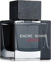 Parfüm, Parfüméria, kozmetikum Lalique Encre Noire Sport - Eau De Toilette (teszter kupakkal)