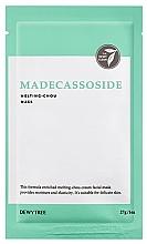 Parfüm, Parfüméria, kozmetikum Arcmaszk ázsiai gázló kivonattal - Dewytree Madecassoside Melting Chou Mask