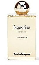 Parfüm, Parfüméria, kozmetikum Salvatore Ferragamo Signorina Eleganza - Tusfürdő