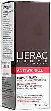 Parfüm, Parfüméria, kozmetikum Öregedésgátló fluid - Lierac Homme Anti-rides Fluide