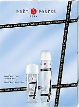 Parfüm, Parfüméria, kozmetikum Coty Pret-a-Porter - Szett (deo/spray/75ml+deo/200ml)