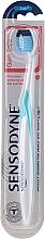 Parfüm, Parfüméria, kozmetikum Fogkefe, lágy, mentazöld - Sensodyne Gum Care Soft
