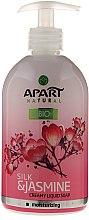 """Parfüm, Parfüméria, kozmetikum Folyékony szappan """"Selyem és jázmin"""" - Apart Natural Silk & Jasmine Soap"""