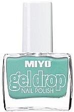 Parfüm, Parfüméria, kozmetikum Körömlakk - Miyo Gel Drop