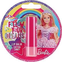 Parfüm, Parfüméria, kozmetikum Ajakbalzsam - Bi-es Barbie Cotton Candy