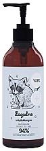 Parfüm, Parfüméria, kozmetikum Antibakteriális szappan tea illattal - Yope Antibacterial Hand Soap Herbata