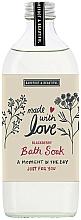 Parfüm, Parfüméria, kozmetikum Fürdő lotion - Bath House Bath Soak Made With Love Blackberry