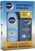 Parfüm, Parfüméria, kozmetikum Szett - Nivea Sun Protege & Hidrata