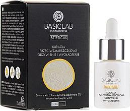 Parfüm, Parfüméria, kozmetikum Ránctalanító arcszérum - BasicLab Dermocosmetics Esteticus
