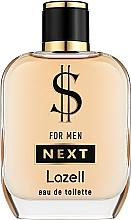 Parfüm, Parfüméria, kozmetikum Lazell $ For Men Next - Eau De Toilette