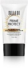 Parfüm, Parfüméria, kozmetikum Primer SPF 30 - Milani SPF 30 Prime Protect SPF 30 Face Primer