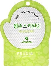 Parfüm, Parfüméria, kozmetikum Arcpeeling zöld szőlő kivonattal - Frudia Pore Peeling Big Pad Green Grape