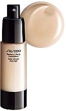 Lifting hatású tonizáló szer - Shiseido Radiant Lifting Foundation SPF 15 — fotó N2