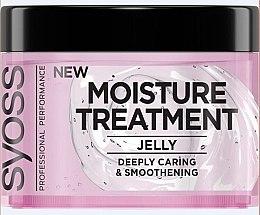 Parfüm, Parfüméria, kozmetikum Helyreállító hajmaszk - Syoss Moisture Treatment Jelly