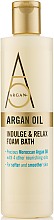 Parfüm, Parfüméria, kozmetikum Fürdőhab - Argan+ Argan Oil Indulge & Relax Foam Bath