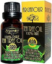 Parfüm, Parfüméria, kozmetikum Teafa olaj - Arganour 100% Pure Tea Tree Oil