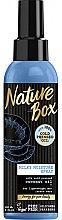Parfüm, Parfüméria, kozmetikum Hajspray kókusz olajjal - Nature Box Coconut Oil Milky Moisture Spray