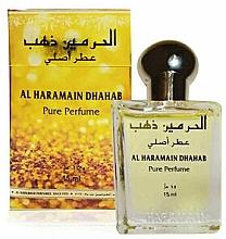 Parfüm, Parfüméria, kozmetikum Al Haramain Dhahab - Parfümolaj (mini)
