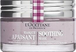 Parfüm, Parfüméria, kozmetikum Nyugtató arcmaszk - L'Occitane Soothing Mask
