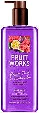 """Parfüm, Parfüméria, kozmetikum Folyékony szappan """"Maracuja és görög dinnye"""" - Grace Cole Fruit Works Hand Wash Passion Fruit & Watermelon"""