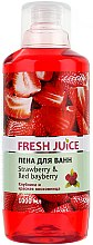 """Parfüm, Parfüméria, kozmetikum Habfürdő """"Eper és piros japán visaszbogyó"""" - Fresh Juice Strawberry and Red Bayberry"""