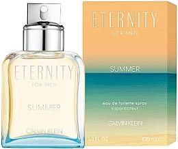 Parfüm, Parfüméria, kozmetikum Calvin Klein Eternity Summer For Men 2019 - Eau De Toilette