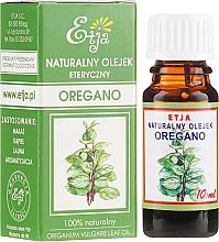 Parfüm, Parfüméria, kozmetikum Oregánó illóolaj - Etja Natural Origanum Vulgare Leaf Oil