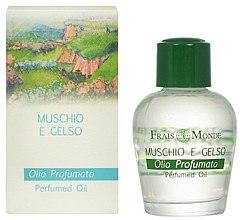 Parfüm, Parfüméria, kozmetikum Parfüm olaj - Frais Monde Musk And Mulberry Perfumed Oil