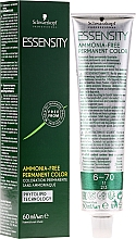 Parfüm, Parfüméria, kozmetikum Hajfesték árnyaló - Schwarzkopf Professional Essensity Permanent Colour