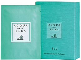 Parfüm, Parfüméria, kozmetikum Acqua Dell Elba Blu - Nedves törlőkendők