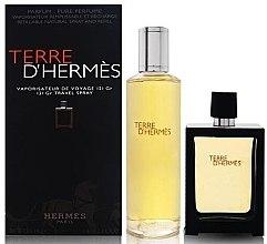 Parfüm, Parfüméria, kozmetikum Hermes Terre d'Hermes - Szett (edp/30ml + edp/125ml)