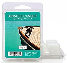 Parfüm, Parfüméria, kozmetikum Aromaviasz - Kringle Candle Wax Melts Aqua
