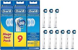 Parfüm, Parfüméria, kozmetikum Elektromos fogkefe pótfej, 9 db - Oral-B Precision Clean
