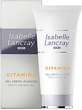 Parfüm, Parfüméria, kozmetikum Arckrém - Isabelle Lancray Vitamina Fruity Creamy Gel