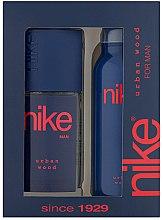 Parfüm, Parfüméria, kozmetikum Nike Men Urban Wood - Szett (deo/200ml + deo/spray/75ml)