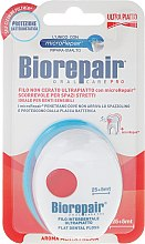 Parfüm, Parfüméria, kozmetikum Ultra vékony fogselyem, 30m - Biorepair Ultra-Flat Floss