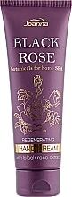 Parfüm, Parfüméria, kozmetikum Regeneráló kéz és körömápoló krém fekete rózsa kivonattal - Joanna Botanicals For Home Spa Regenerating Hand Cream Black Rose